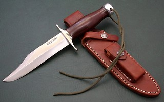 Randall Model #12-6-SPORTSMANS BOWIE !