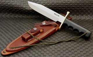 Randall Model #14-7 1/2' with Lugged Hilt!