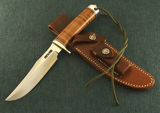 Randall Model #12-6-LITTLE BEAR BOWIE!