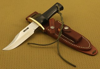 Randall Model #15-5 1/2 inch: AIRMAN W/ Bowie Clip Point!!