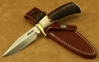 Randall Model #5-4 inch- Small Camp Knife!
