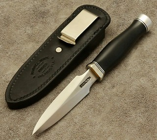 Randall Model #2-4'-Small Fighting Stiletto!!
