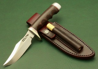 Randall 'STANABACK SPECIAL' in Red & Blue micarta!!
