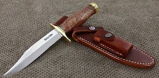 Randall Model #12-6: SPORTSMANS BOWIE