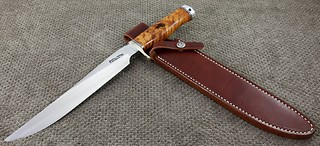 Randall Model #6-9-LARGE FILET KNIFE