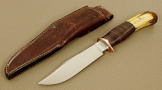 Old-Fashioned Remington Trail Knife
