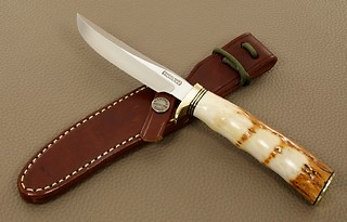 Randall Model #7-4 1/2 inch, with DELUXE STAG!!