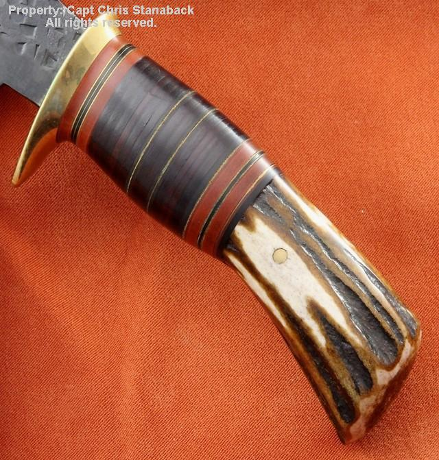 Behring Made Knives (BMK) Alaskan-Hunter