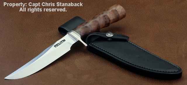 Randall Model #12-6 inch-Little Bear Bowie!