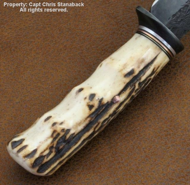Behring Made Knives' ALASKAN !!