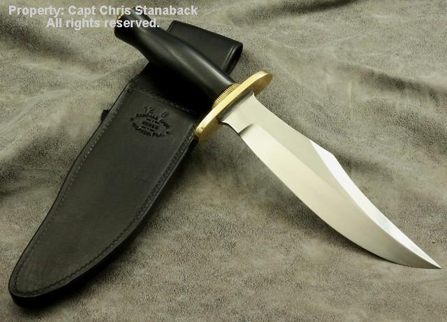 Randall Model #12-8 inch-BEAR BOWIE!!