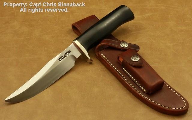 Randall Model #12-6', LITTLE BEAR BOWIE!