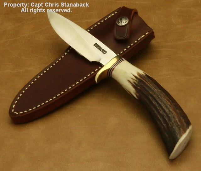 Randall Model #26, PATHFINDER-Teardrop Stag!