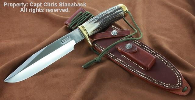 Randall Knife Dealer Capt Chris Stanaback Knives