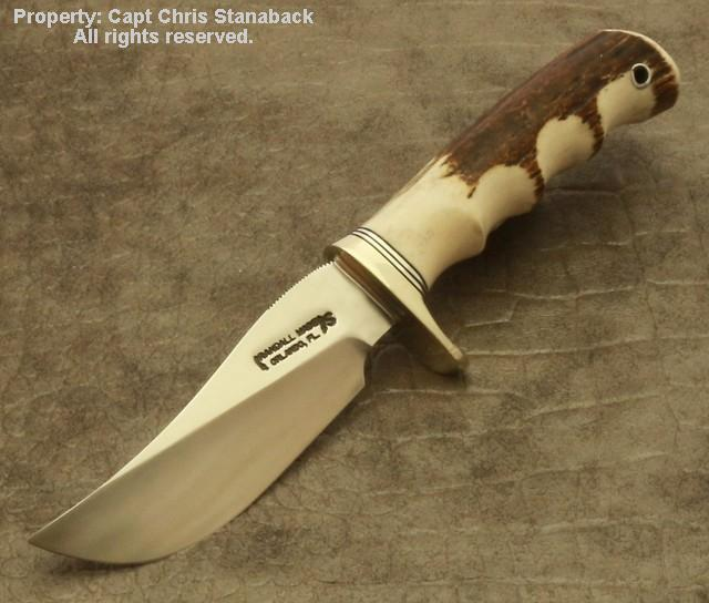 Randall Model #22-4 5/8 inch, OUTDOORSMAN!