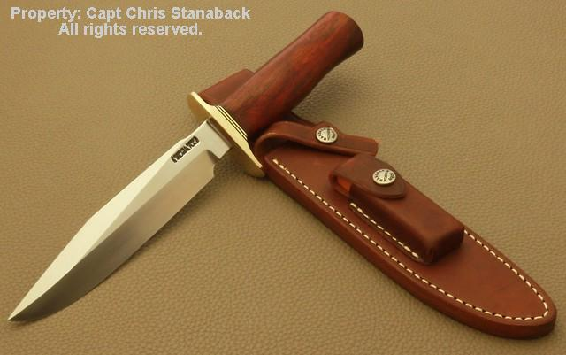 Randall Model #1-7 inch, with cocobola wood!
