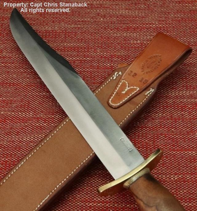 Randall Model #12-13 inch-Raymond Thorp Bowie!