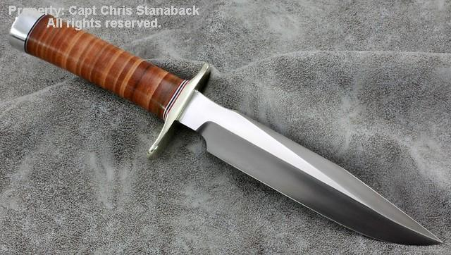 Randall Model #1-7 inch, ALL PURPOSE FIGHTING KNIFE