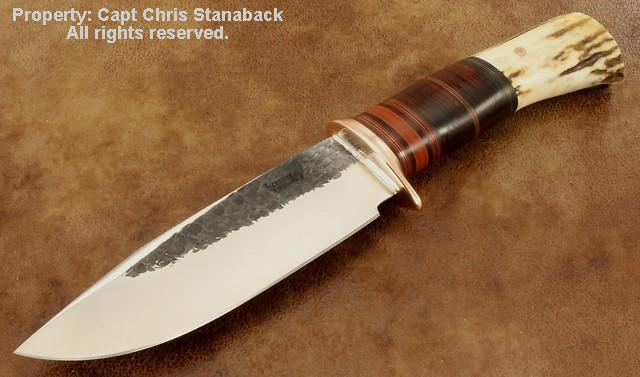 NEW' QUAD 'C' from Behring Made Knives!!