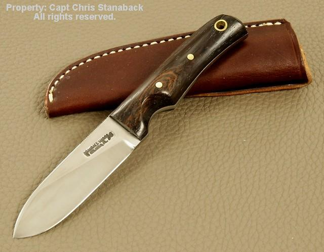 Randall Model #10-3 inch: ROSEWOOD!