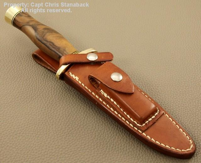Randall Model #12-6, SPORTSMAN BOWIE : 30 years old!